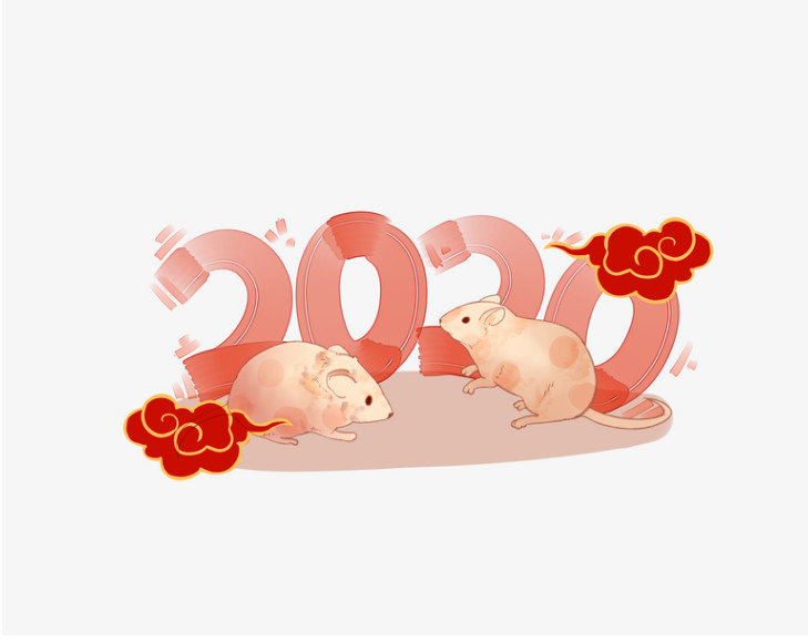 新年寄语:再见2019,你好2020!