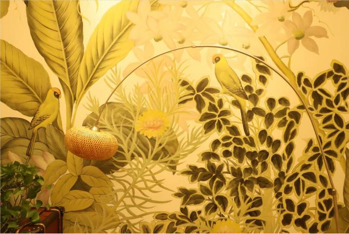 设计师李继华:花团锦簇里诠释自然浪漫