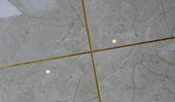 地板砖美缝效果图片怎么样?好看吗?