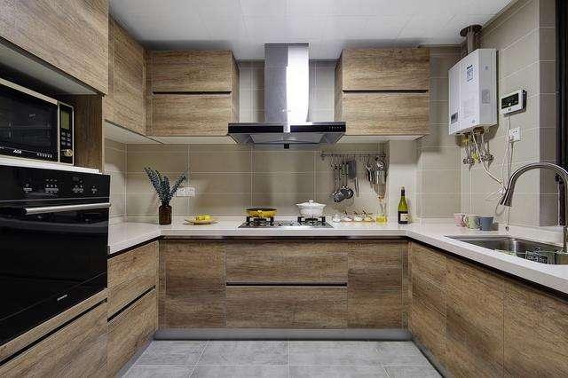 现代风格厨房装修效果图怎么样?