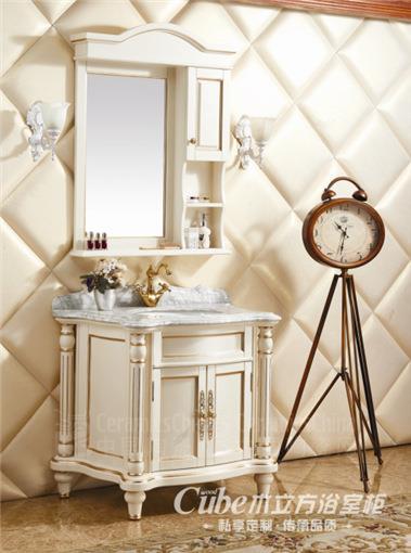 木立方浴室柜新品品鉴:贵妇人系列惬意而a新品氙气频闪灯图片