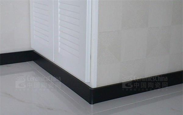 瓷砖踢脚线的规格与搭配 瓷砖踢脚线如何安装?