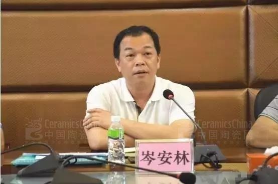 恩平市副市长岑安林对沙湖,横陂陶瓷集聚区环境问题整改工作提出要求图片