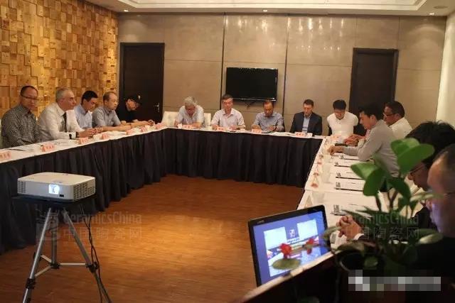 建陶外商企业家联谊会第三届二次理事会顺利召开 中国陶瓷网行业资讯
