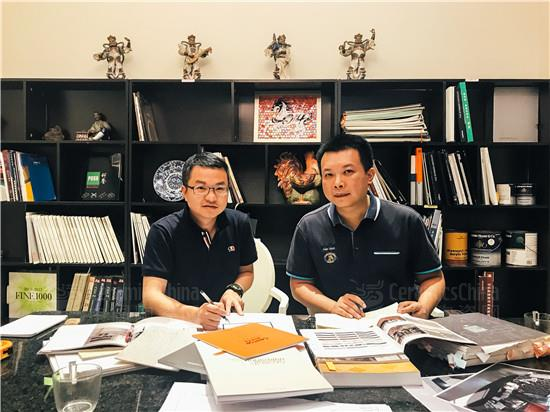 康拓陶瓷携手香港K.R&H——工匠精神和陶瓷专业高端设计理念的碰撞
