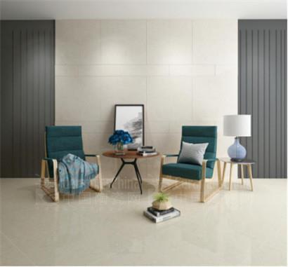 安华瓷砖·北欧风格客厅休闲区新品通体大理石系列·欧亚