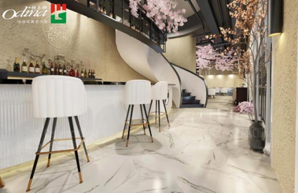 欧蒂娜木纹砖,创造家居空间优质的舒适感