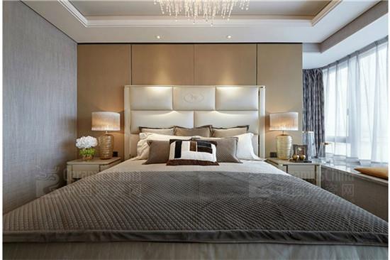 背景墙 房间 家居 起居室 设计 卧室 卧室装修 现代 装修 550_366