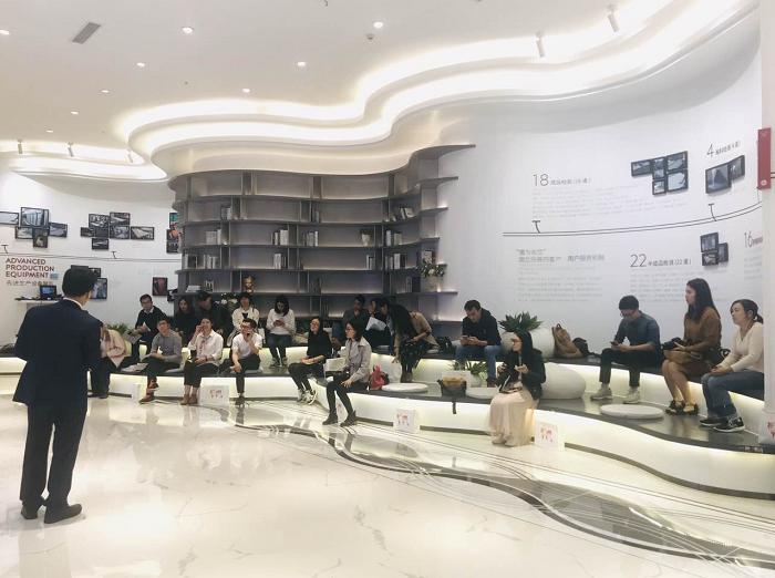 鹰牌陶瓷佛山总部展厅新装亮相 广州设计周期间