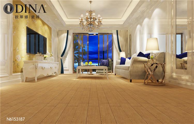 家装瓷砖怎么选?欧蒂娜木纹砖是首选