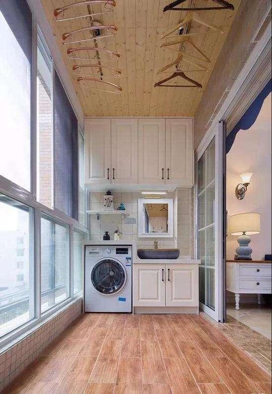 阳台瓷砖装修效果图怎么样?