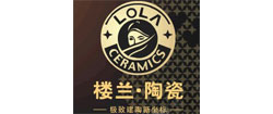 楼兰陶瓷logo