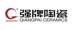强牌陶瓷logo