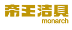 帝王洁具logo