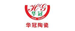华冠陶瓷logo