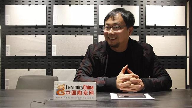 金舵瓷砖陈志杰:坚守好品质,拥抱新变化,贴近消费者