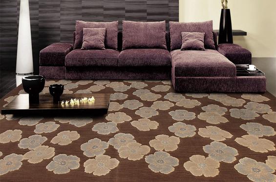 瓷砖清洁你知道,那地毯的清洁方法你知道吗?