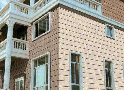 装修房屋外墙什么颜色最好看?