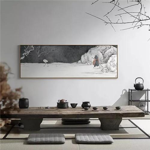 茶室空间|浓缩东方美学,缔造艺术之美