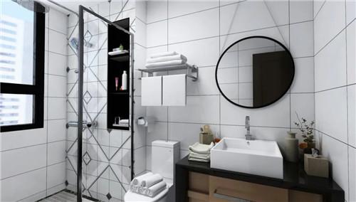 现代风装修丨106㎡美宅,不仅颜值在线还特实用