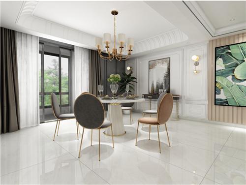 10款开放式客厅设计,欧神诺陶瓷让家更有范!