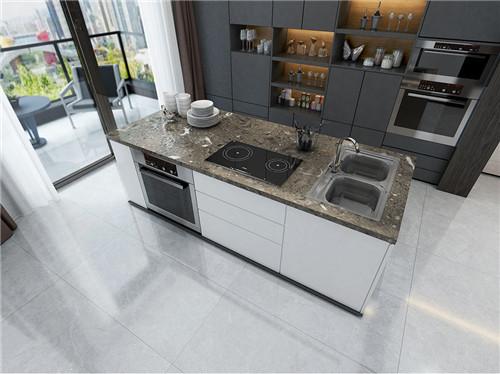 欧神诺瓷砖:人造石3大性能优点,轻松打造品质厨房!