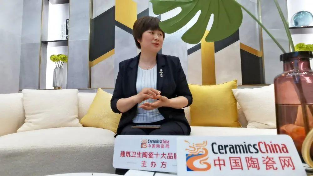 重庆意大利诺宝瓷砖罗小梅:如果做不好这个品牌,说明我还不够努力