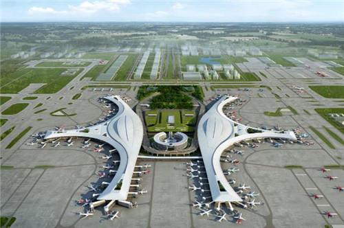 工程案例 | 歐神諾X成都,打造國際航空樞紐站
