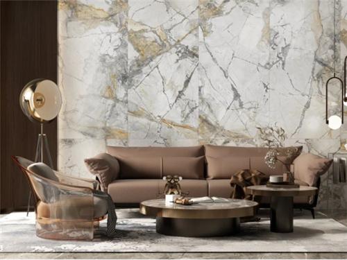通利大理石瓷砖新品 : 推开门,感受最纯粹的高级感!