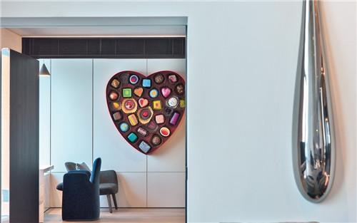 欧神诺瓷砖 : 604㎡的极简工业风,诠释至简至美的生活