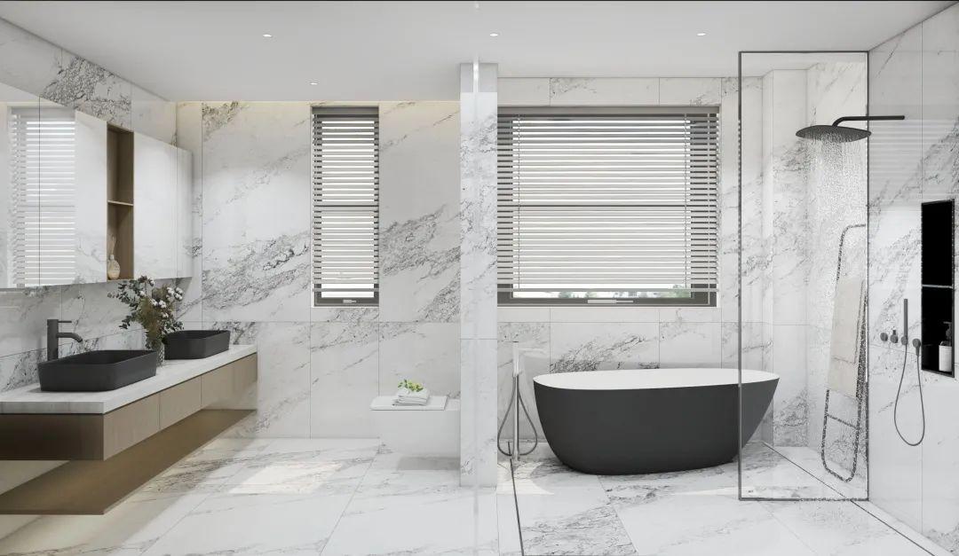 做好这7点,保证你家浴室瓷砖又牢固又耐用!
