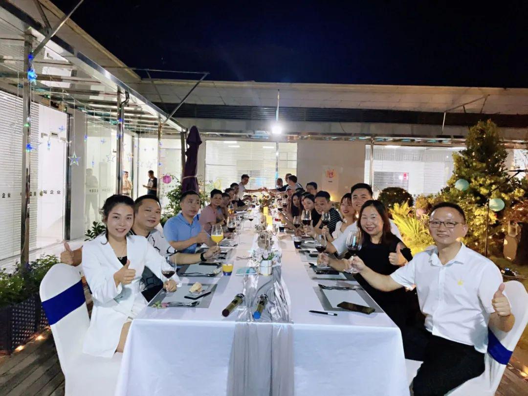 峰度陶瓷迎中秋媒体联谊晚宴圆满举行!