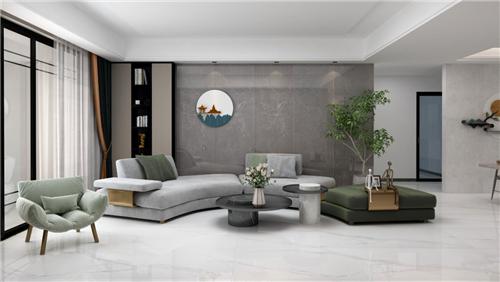 歐神諾瓷磚:比樣板房還驚艷,讓你大開眼界的家裝設計!簡約風、侘寂風、新中式都有了~