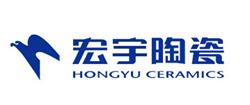 宏宇陶瓷logo