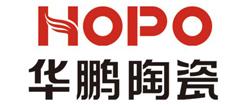 華鵬陶瓷logo