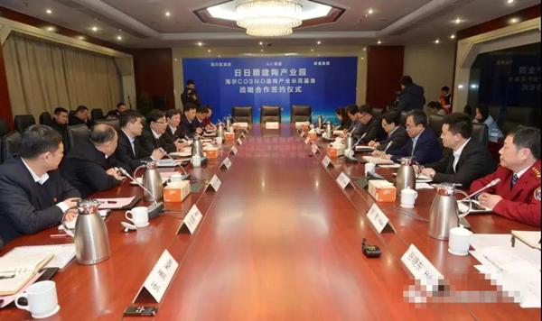 上一篇:海尔集团与淄川区政府签订战略合作——日日顺建陶产业园落户淄川