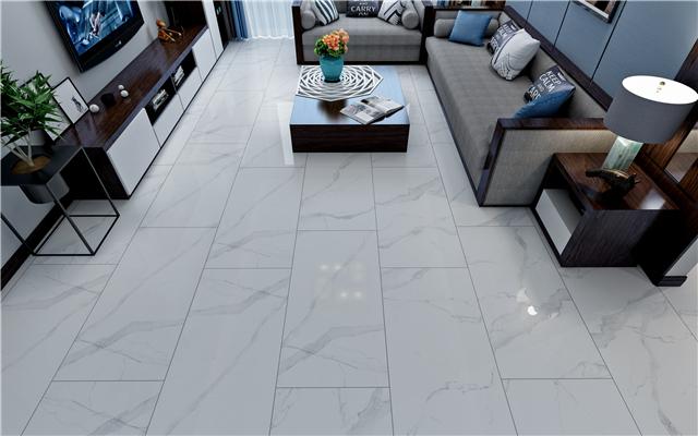 强牌白色系瓷砖,给你一个清新纯净的家