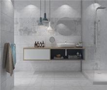 強牌純凈廚衛磚新品,感受幾何美學魅力