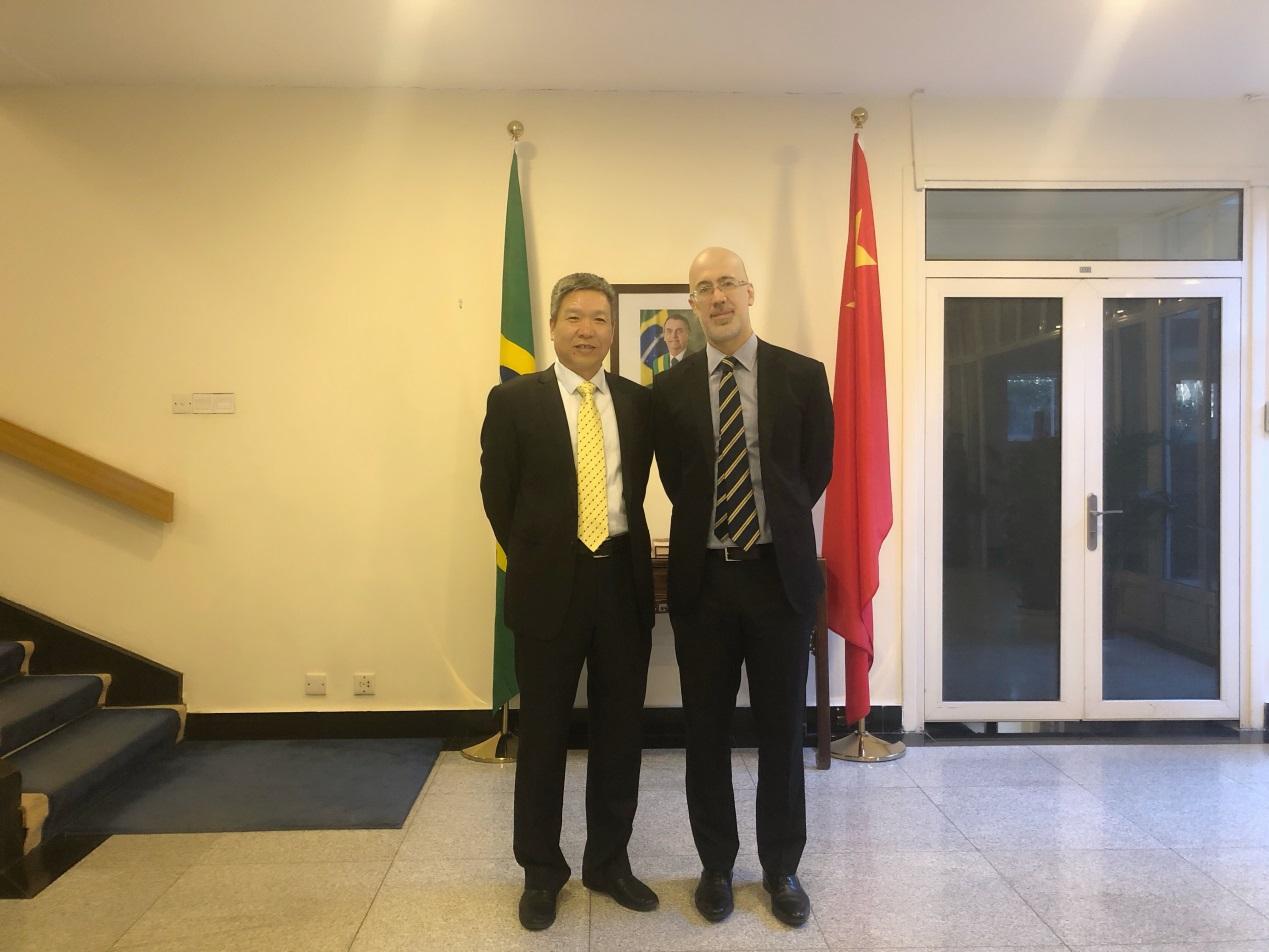 跨越亚非大陆 中巴加强建材领域合作