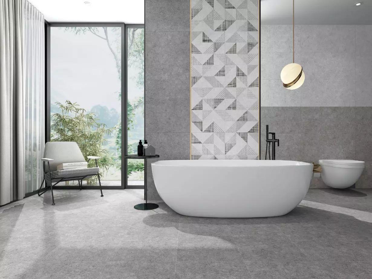 金丝路瓷砖:【浮雕艺术】一半浮华,一半素净的美学质感
