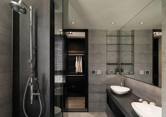 卫生间瓷砖颜色搭配效果图怎么样?!