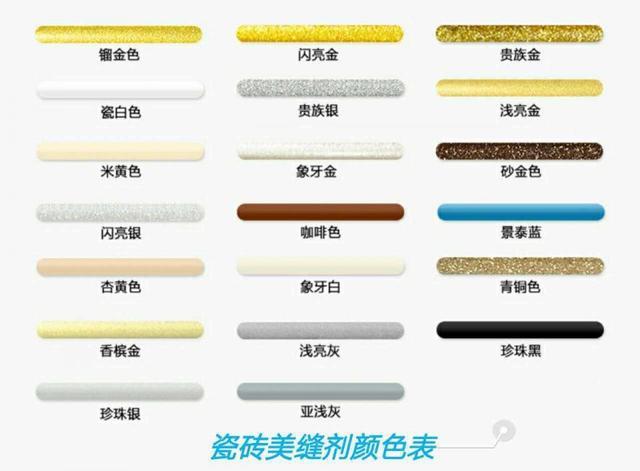 下一篇:瓷砖美缝剂颜色搭配效果图怎么样?