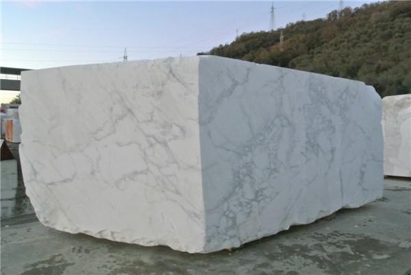 【材料调查组】卡拉拉系的白色大理石,原来还有这么多花样