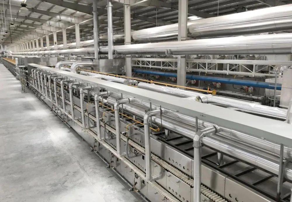 【重磅】中國首條雙層窯爐巖板生產線落戶將軍企業!