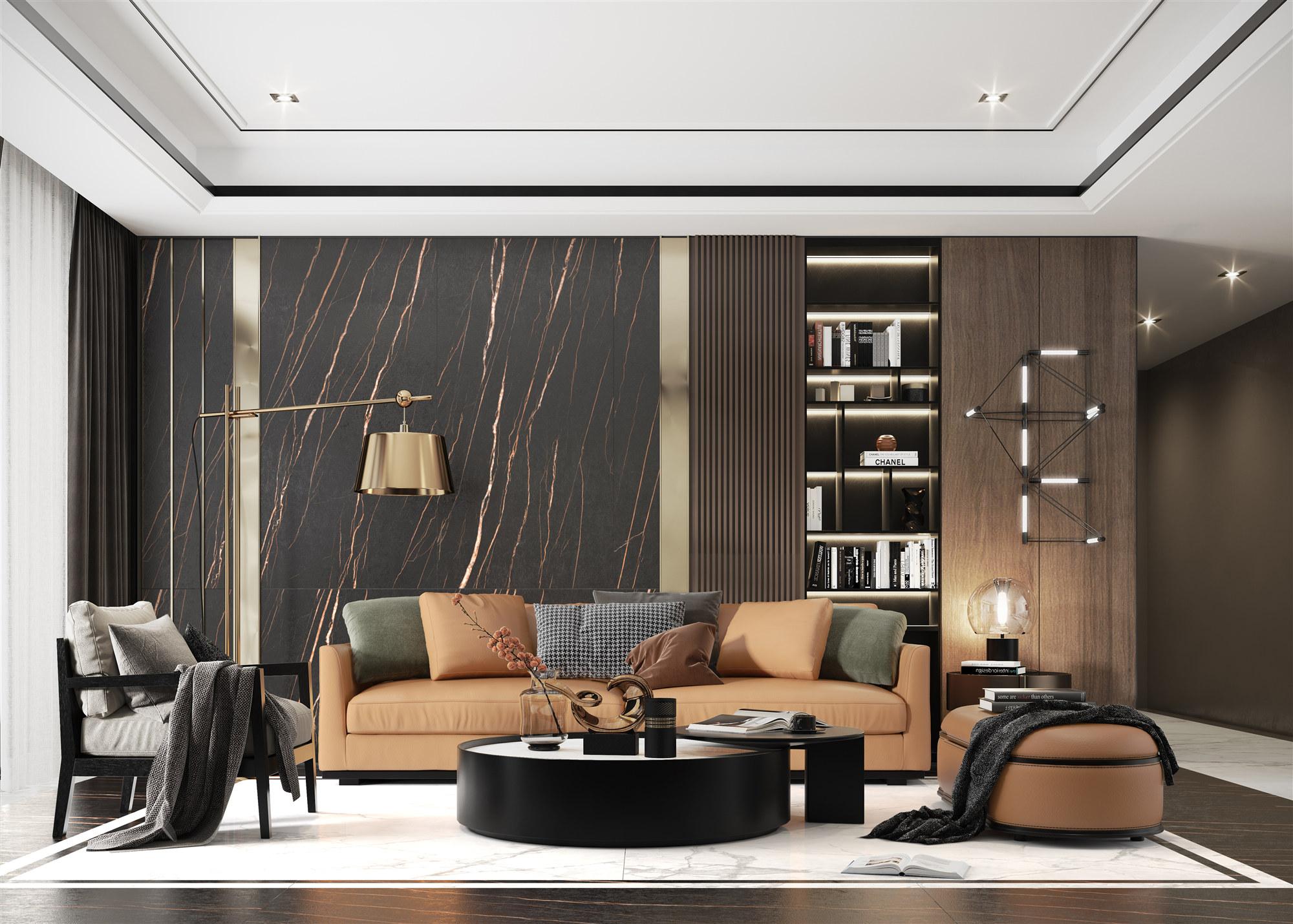 金牌亚洲磁砖|大岩板•大饰界