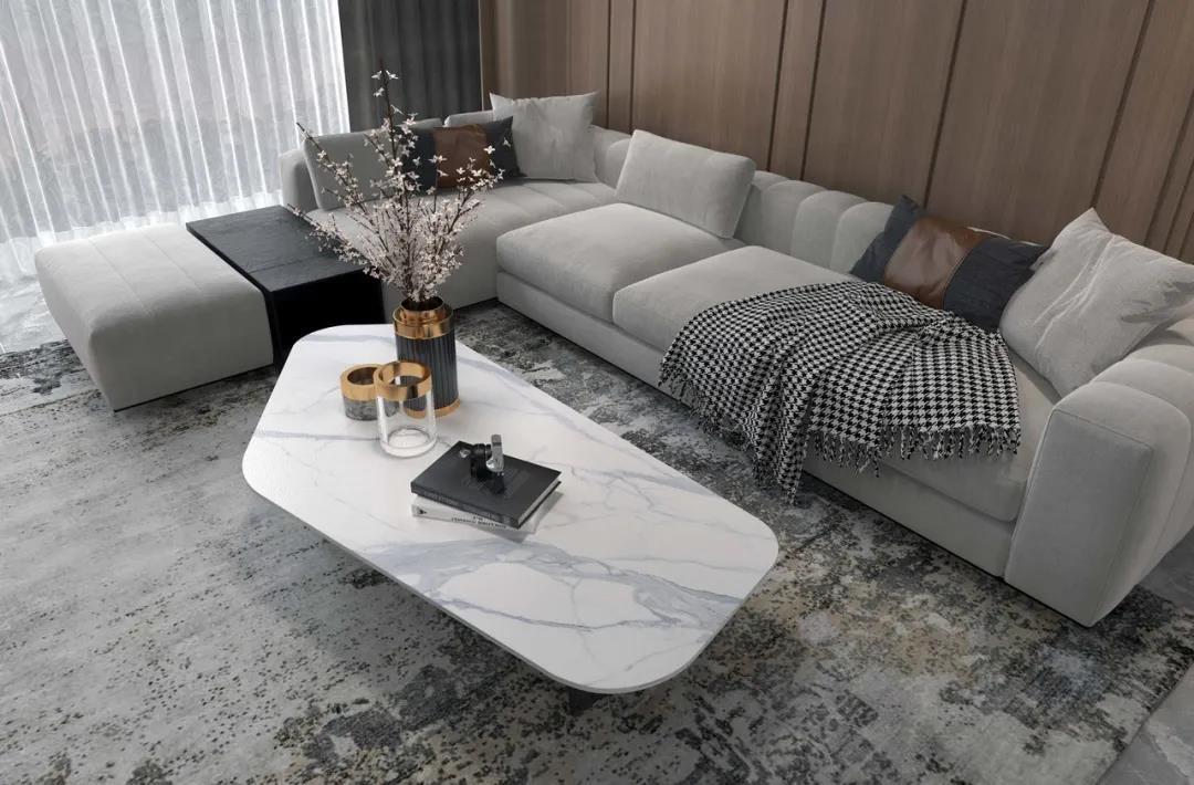 新一派岩板家具定制,为优雅生活添彩