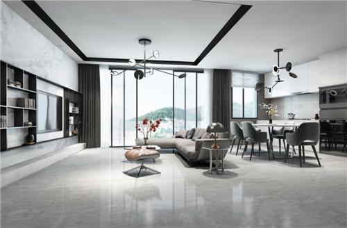 上一篇:大理石瓷砖,打造高级灰私宅空间