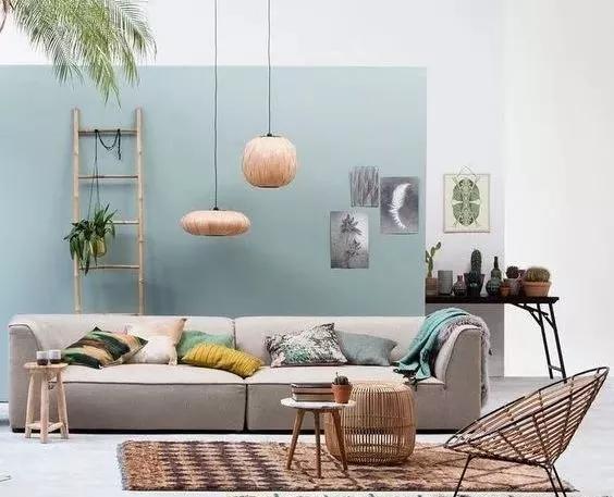室内装修什么颜色显空间大?