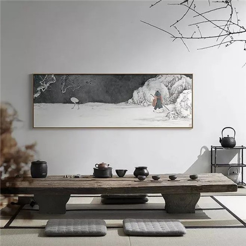 茶室空間 濃縮東方美學,締造藝術之美
