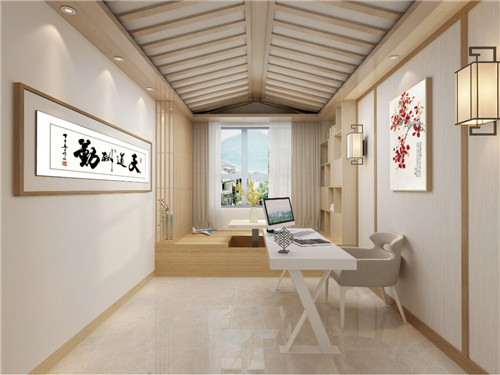 参与建造一个现代风格装修的房子,会是什么体验?